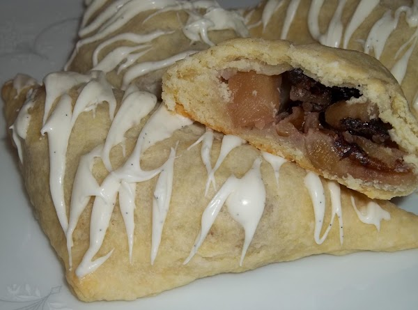 Apple Fig Walnut Turnovers Recipe