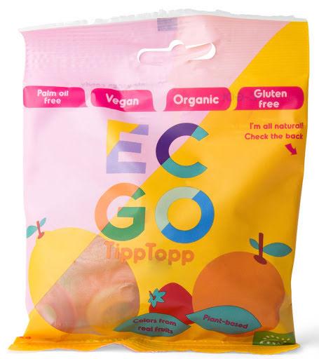 TippTopp - gelégodisnappar- EC-GO