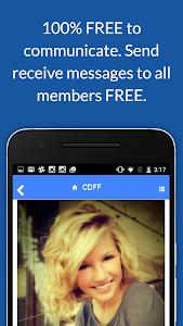 Christian Dating For Free App screenshot 0