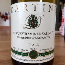Logo for Weingut Darting Gewurztraminer Kabinett