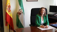 La delegada provincial de Educación de la Junta, Francisca Fernández.