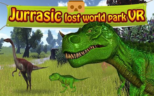 侏罗纪失落的世界公园VR