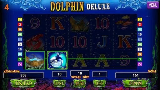 Dolphin Deluxe Slot 1.2 screenshots 7