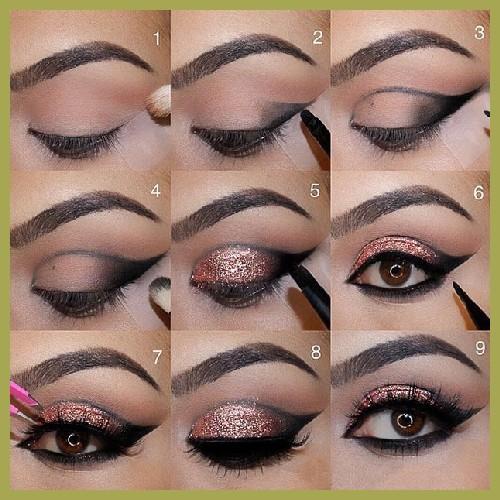 10000+ Eye Makeup Step By Step HD (Offline) 1.1 screenshots 4
