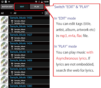 TK Music Tag Editor -Complete- screenshot 0