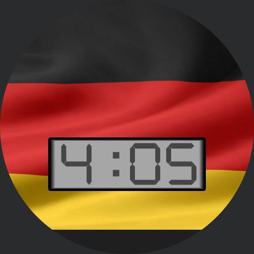 Germany Flag for WatchMaker