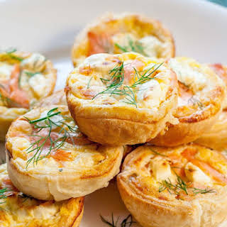 Mini Quiches Cream Cheese Recipes.