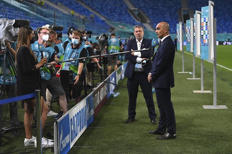 """Satisfait après la victoire contre la Finlande, Roberto Martinez pense déjà à Séville : """"Il y fera très chaud et le terrain est très lent"""""""