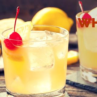 Whiskey Sour.