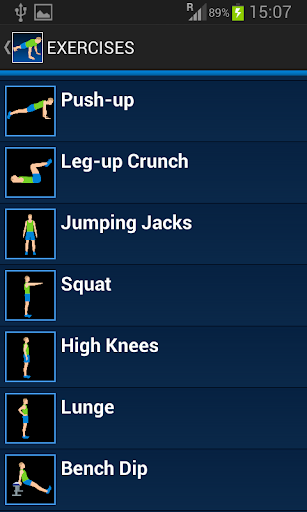 10 Daily Exercises  screenshots 3