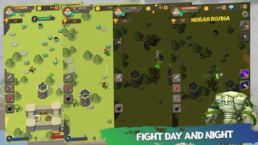 Defender: Tower Defense android2mod screenshots 3
