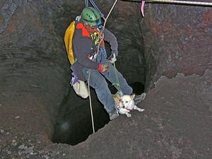 grotta dei tre livelli