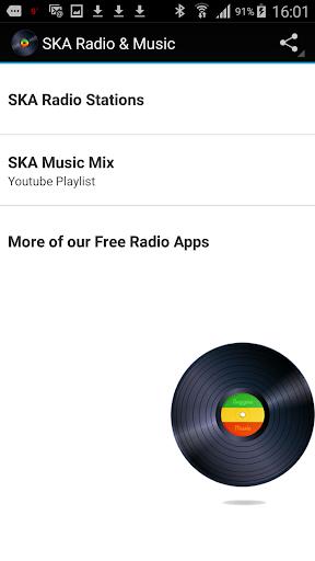 SKA Radio Music