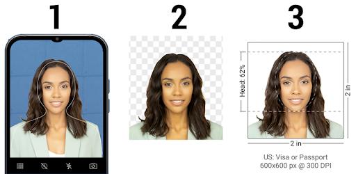 Passport Size Photo Maker Id Photo Application Apps On Google Play