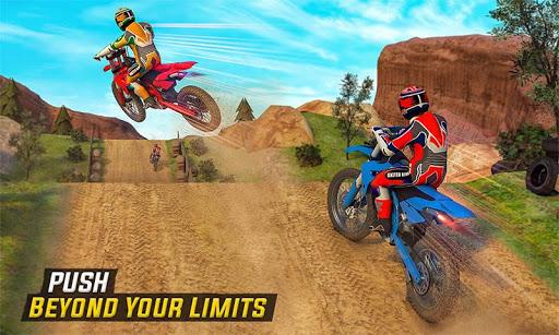 Xtreme Dirt Bike Racing Off-road Motorcycle Games modavailable screenshots 5
