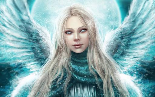 Angel Live Wallpaper HD