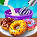 Donut Maker: Yummy Donuts icon