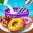🍩🍩Make Dount 2 - Donut Shop Manager logo