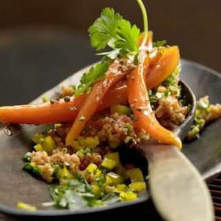 Bulgur and Pepper Salad