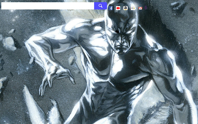 Silver Surfer Marvel Hero HD Wallpapers