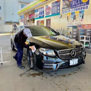 Eクラス セダン  W213型 E200 アバンギャルドスポーツのカスタム事例画像 さだひろさんの2019年02月17日12:04の投稿