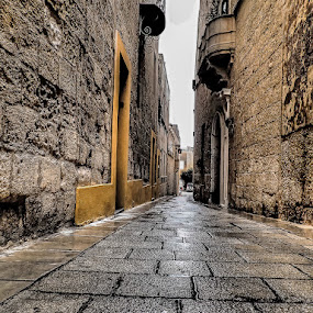 Mdina by Geir Hammer - Buildings & Architecture Public & Historical ( old, building, malta, mdina, strreet, architecture, capitol )