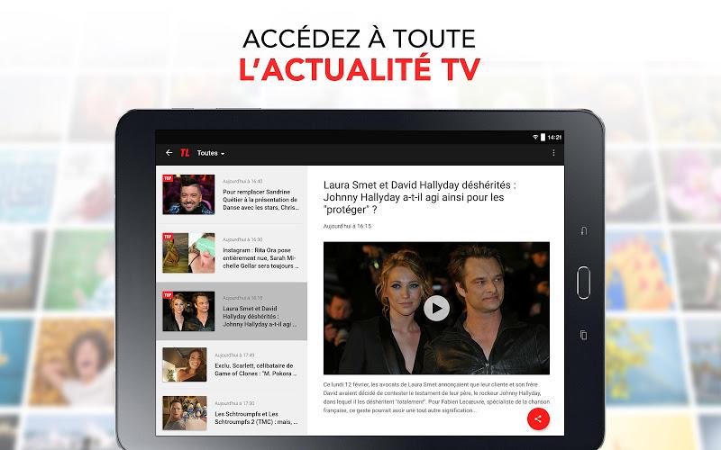 Programme TV par Télé Loisirs : Guide TV & Actu TV Screenshot 12