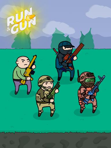 Run and Gun - king of the shooting games 1.9 de.gamequotes.net 2
