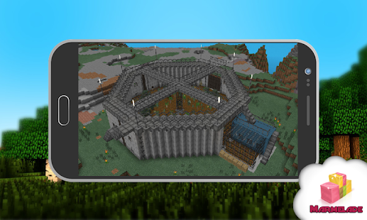 Map jurassic world in minecraft android apps on google play map jurassic world in minecraft screenshot thumbnail gumiabroncs Image collections