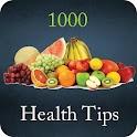 Health Tips 1000 icon