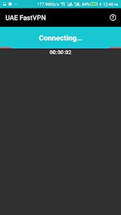 UAE FastVPN Free Unlimited Secured Super Fast VPN App Download For Android 2