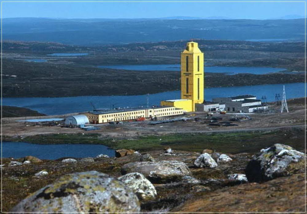 Kola Superdeep, um dos buracos mais profundo do mundo