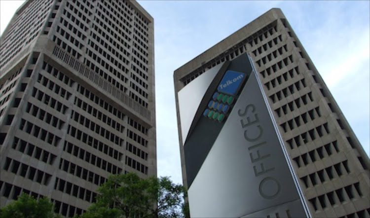 Telkom-towers. File photo