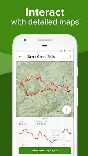 AllTrails: Hiking, Running & Mountain Bike Trails  screenshots 3