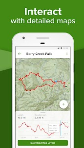 AllTrails: Hiking, Running & Mountain Bike Trails 3