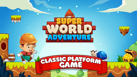 Super Adventure - Jungle World 2018 APK screenshot thumbnail 4