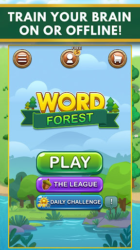 Word Forest - Free Word Games Puzzle 1.010 screenshots 5