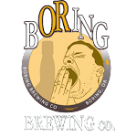 Logo of Boring Brown