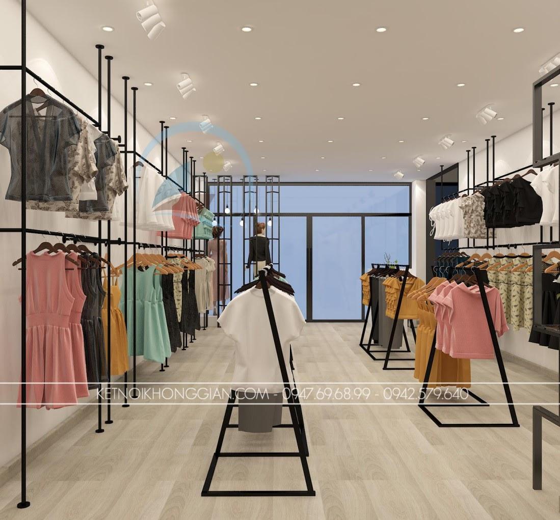 thiết kế shop thời trang giá rẻ 4