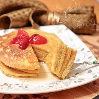Grain-Free Pancakes.