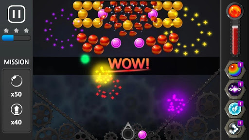 Bubble Shooter Mission  screenshots 14