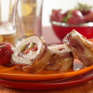 Strawberry Pork Chop Fiesta.
