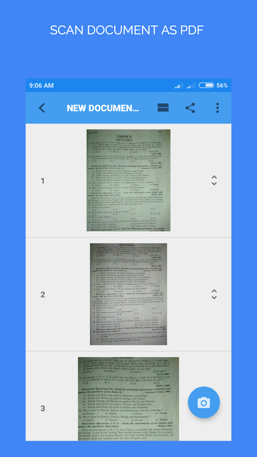 Doc Scanner pro : PDF Creator + OCR- screenshot