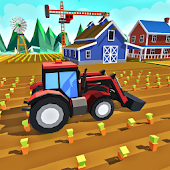 Tiny Farm Family : Building Tycoon & Farming Sim