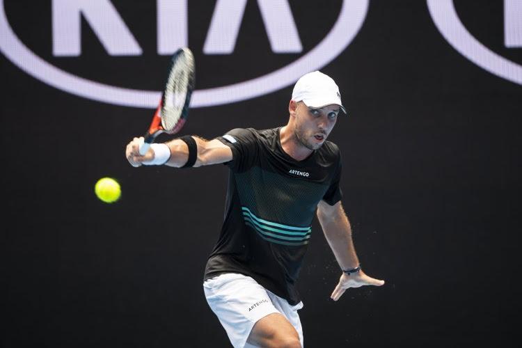 Onderbreking niet wenselijk: carrière Steve Darcis eindigt in eerste kwalificatieronde Australian Open