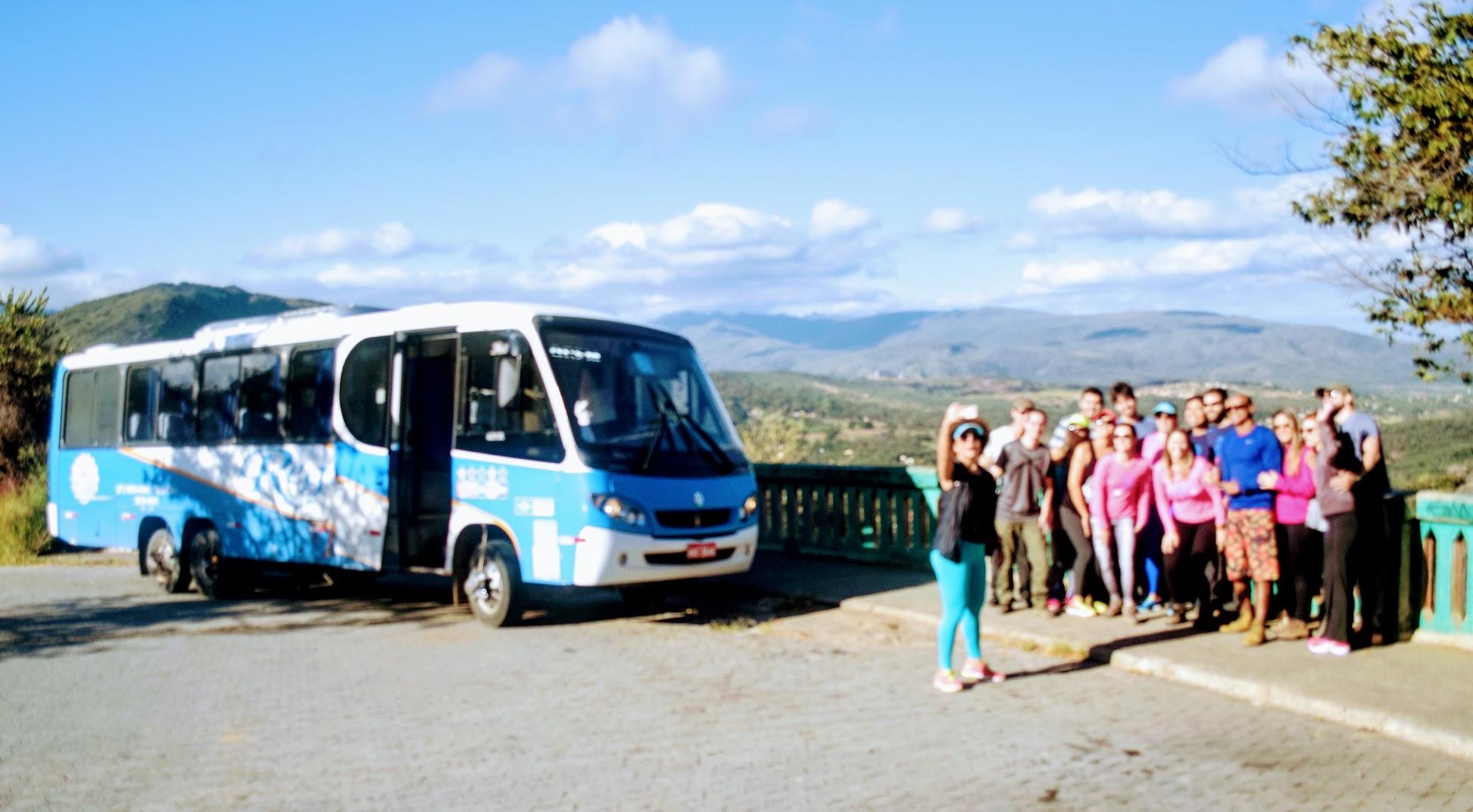 Micro-ônibus da Regis Tour