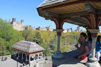 Photo: Belveder Castle. Central Park. New York