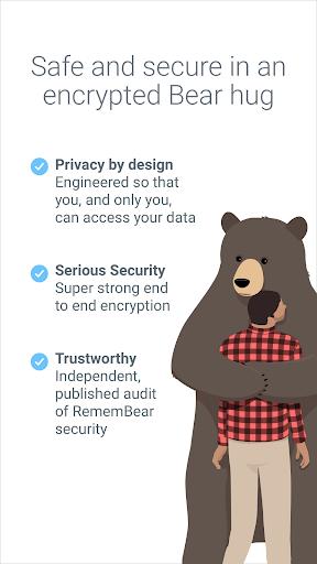 RememBear: Password Manager  screenshots 3
