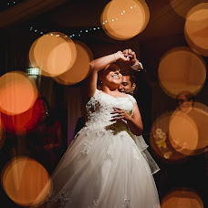 Wedding photographer Saul Magaña (magaa). Photo of 11.08.2018