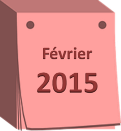 Agenda Février 2015